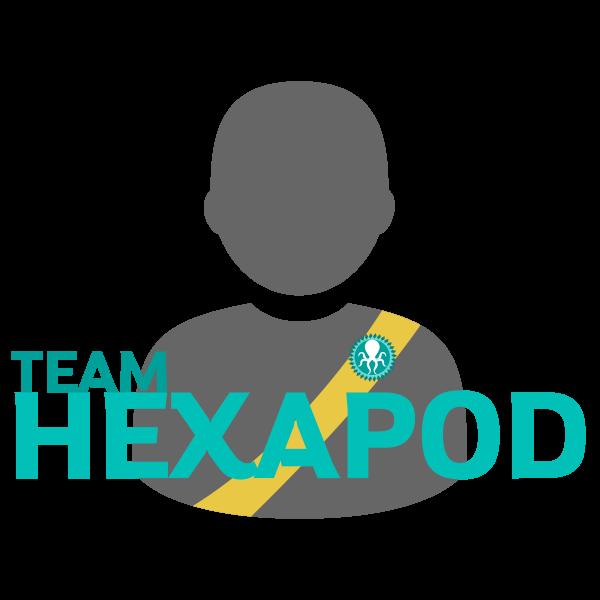 team-hexapod
